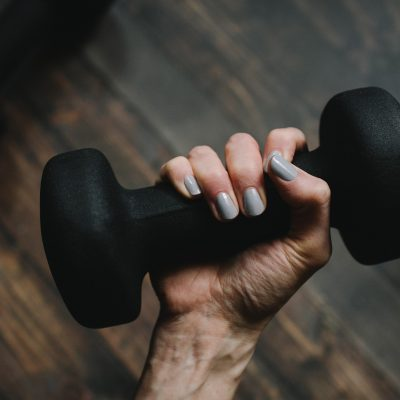 non-toxic dumbbell