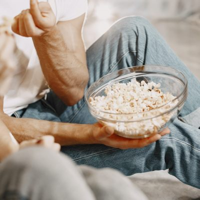 What's the link between microwave popcorn and cancer?