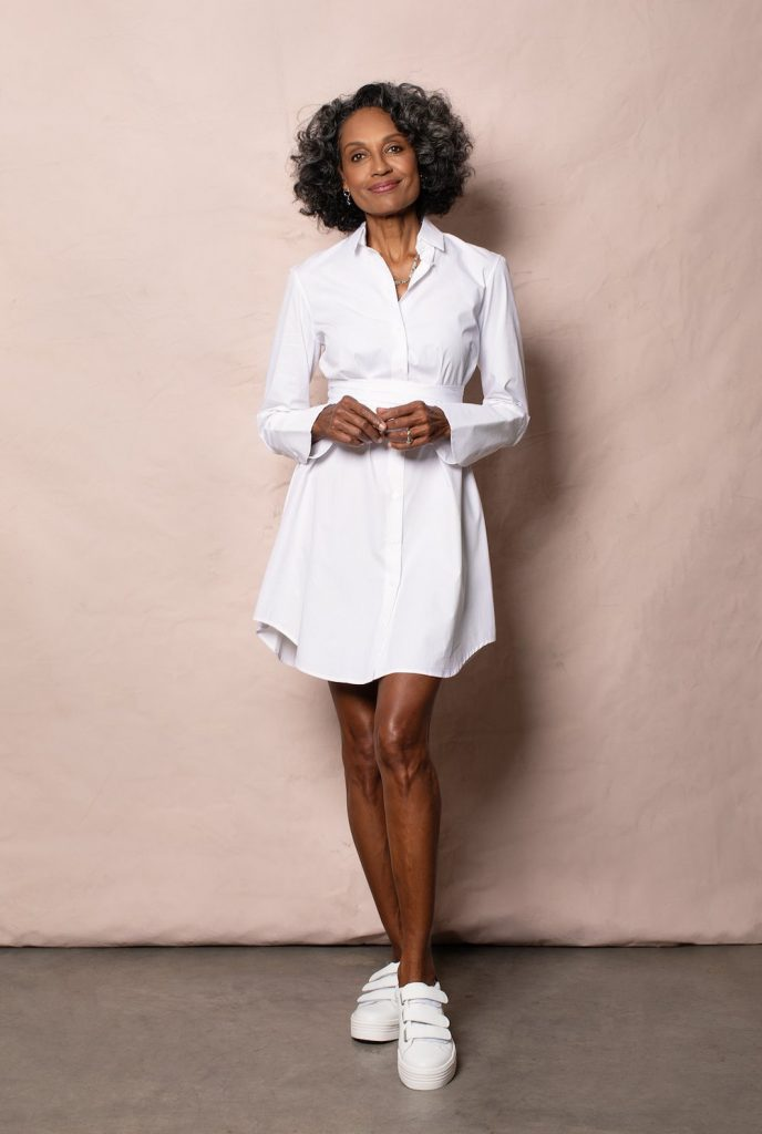 organic-gifts-for-mom-women-grammar-nyc-shirt-dress-the-filtery