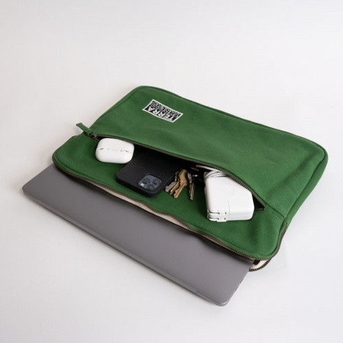 organic gifts for teens organic cotton laptop sleeve 13 15 inch terra thread