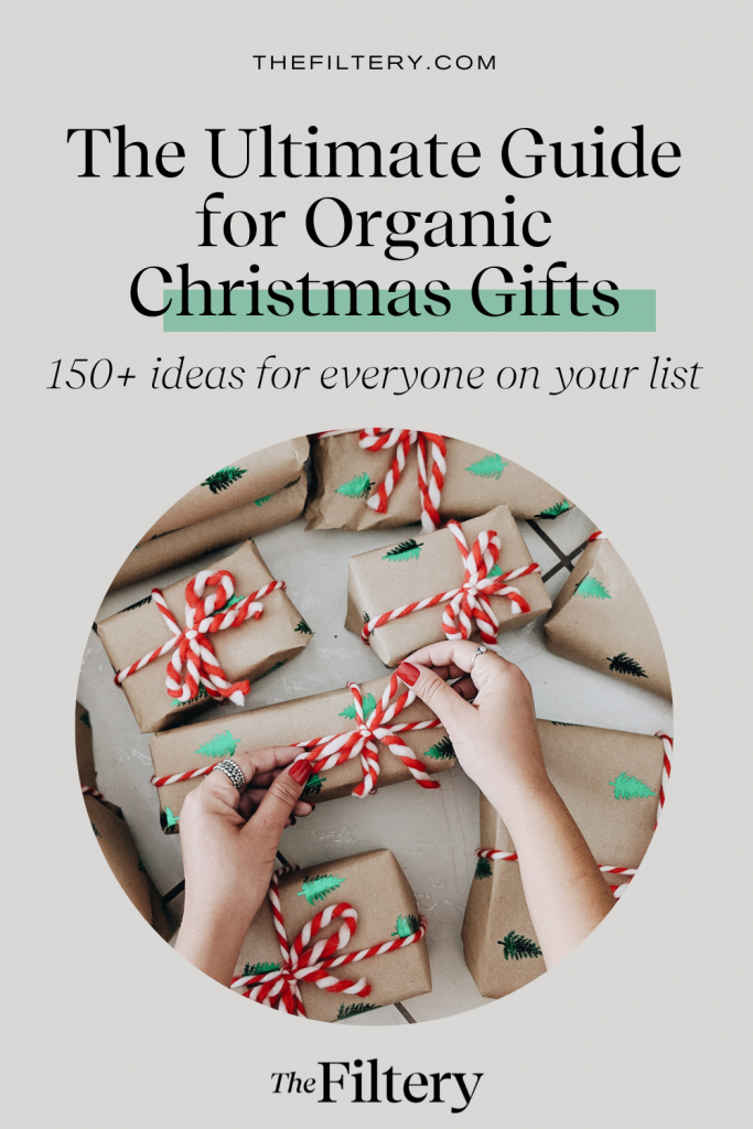 organic ethical eco friendly sustainable holiday gifts