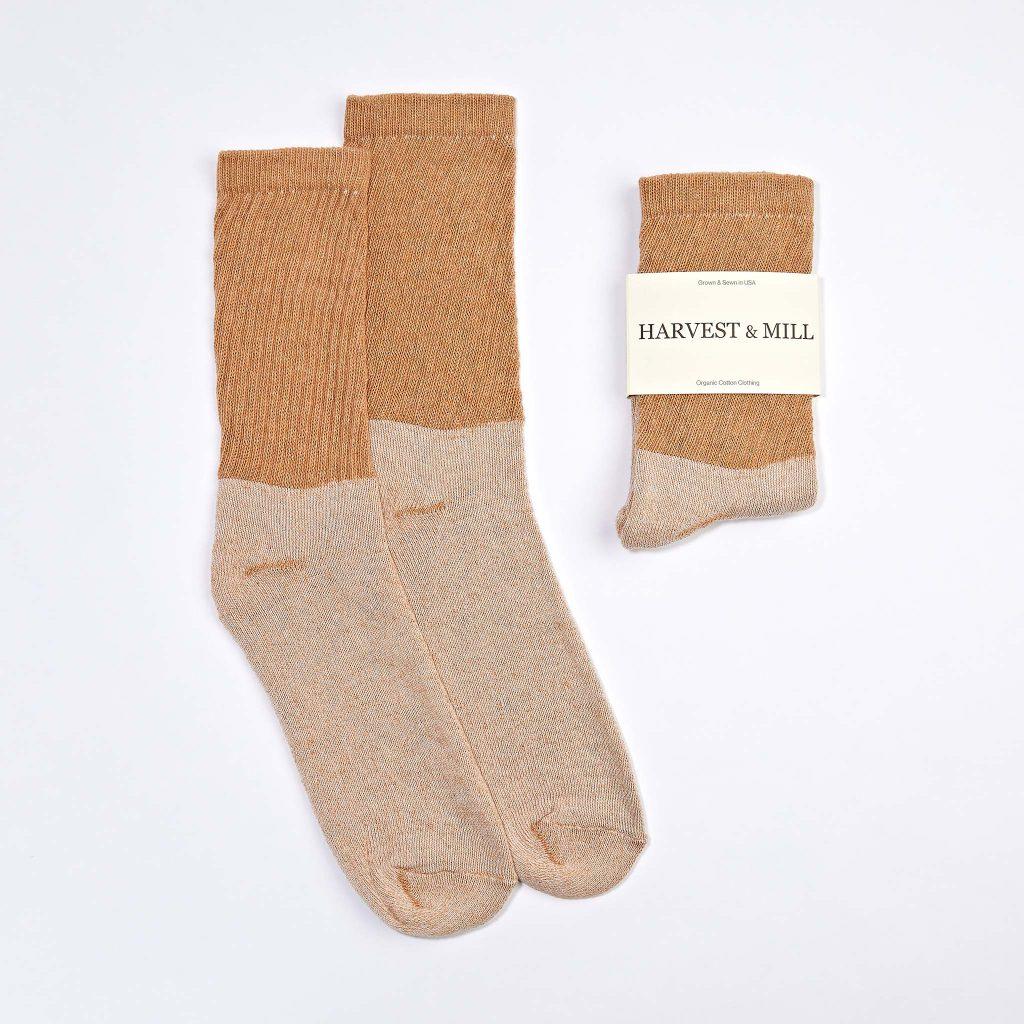 best-organic-stocking-stuffer-ideas-organic-regenerative-cotton-socks-for-men-women-harvest-and-mill