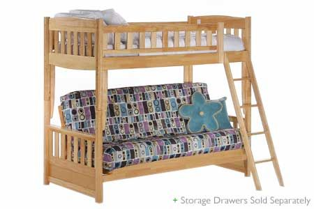 non-toxic-natural-wood-bunk-bed-futon-bed-frame-the-futon-shop-the-filtery