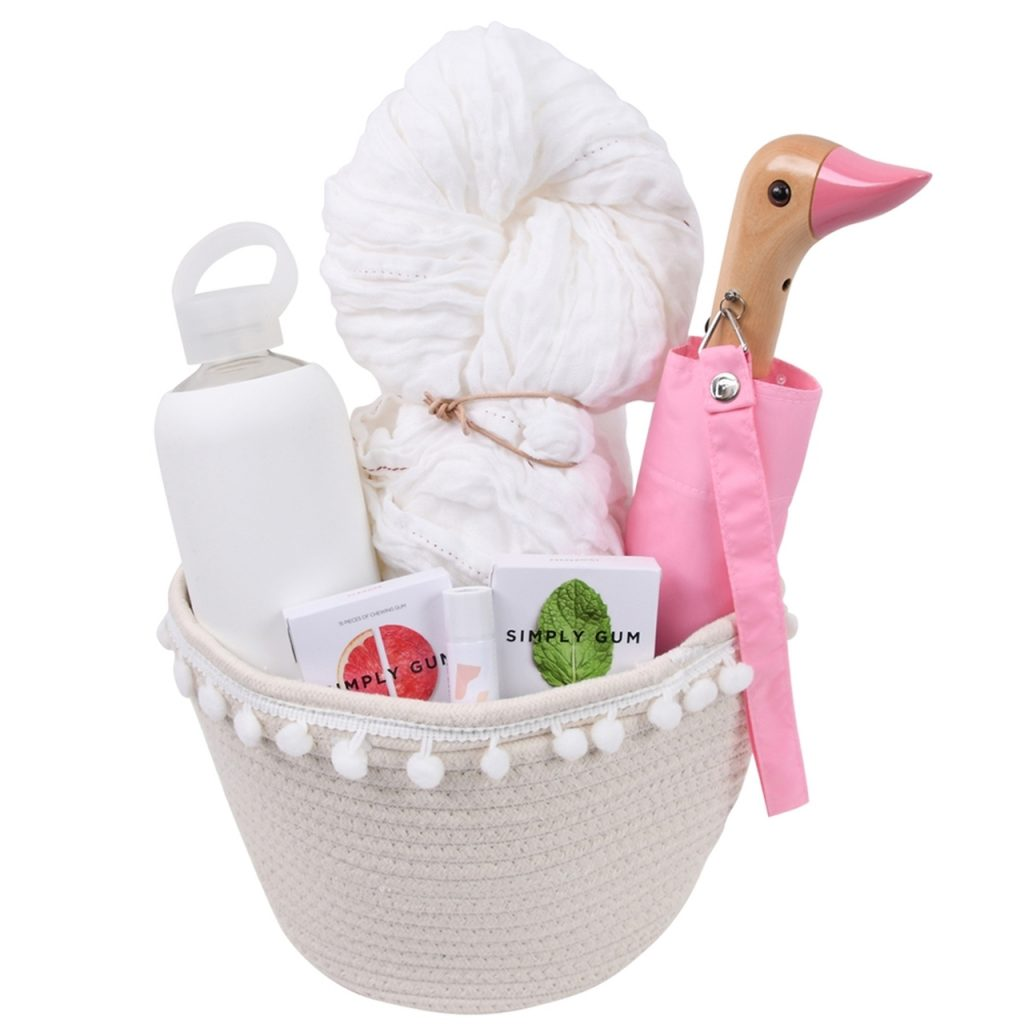 organic gift basket for women mom wife partner sister our green house the filtery