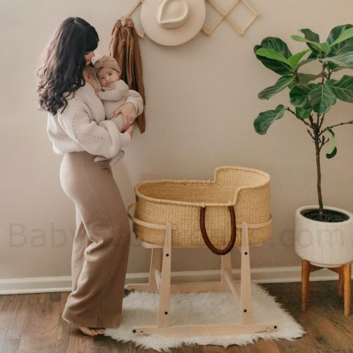 organic-natural-baby-bassinets-boses-bakset-stand-baby-eco-trends