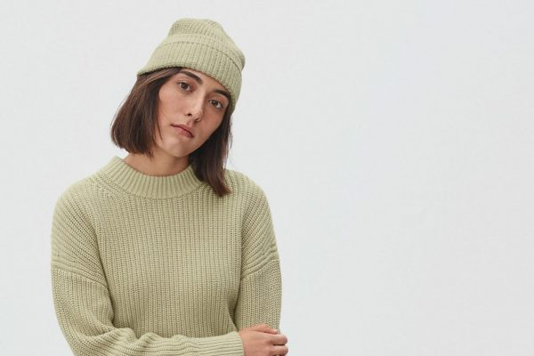 sustainable natural organic winter beanies everlane the filtery